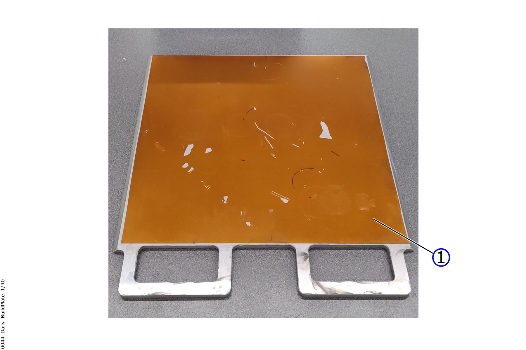 LT Build Plate