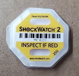 ShockWatch® 2 Indicator